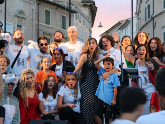 Gisella Cozzo canta per HOPE ONLUS