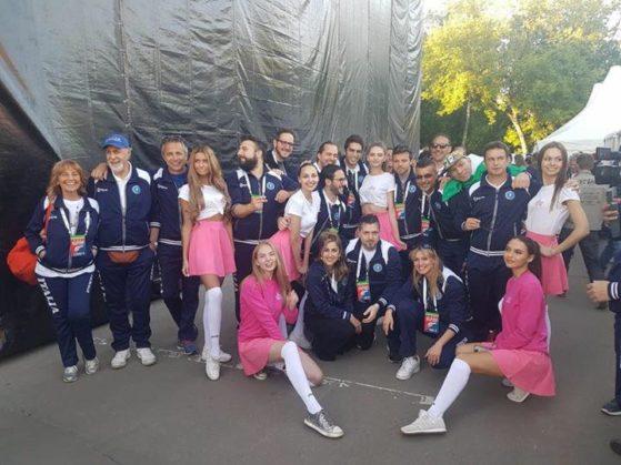 Art Football Mosca Russia - Gisella Cozzo 10