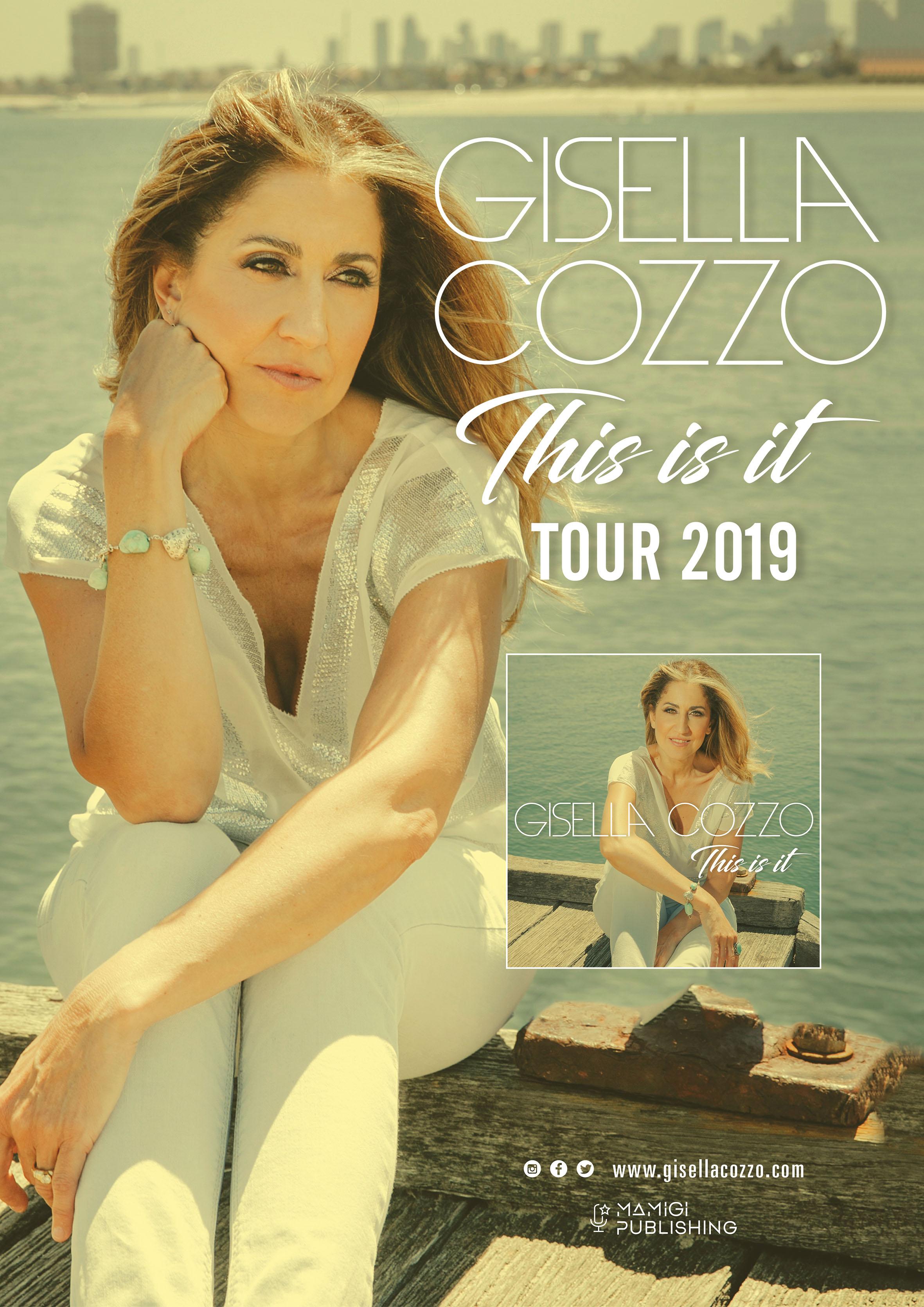 Gisella Cozzo, tour 2019